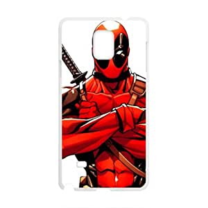 Red cloth warrior Cell Phone Case for Samsung Galaxy Note4