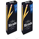 Paper Mate : Mirado Woodcase Pencil, HB #2, Yellow Barrel, Dozen -:- Sold as 2 Packs of - 12 - / - Total of 24 Each