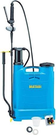 Matabi evolution - Pulverizador espalda 12 presión retenida