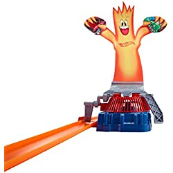 Hot Wheels Track Builder Fan Man Accessory