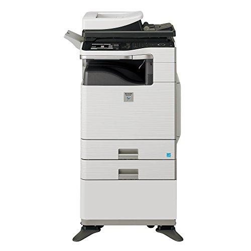 Sharp MX-B402SC Black and White Laser Printer Copier Scanner 40PPM, A4 - Refurbished