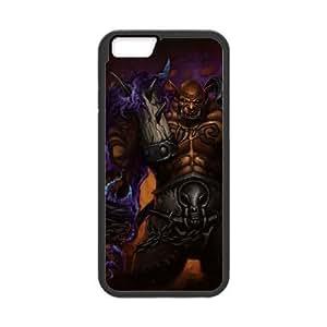 iphone6 4.7 inch phone case Black Garrosh Hellscream World of Warcraft WOW KKD7814053