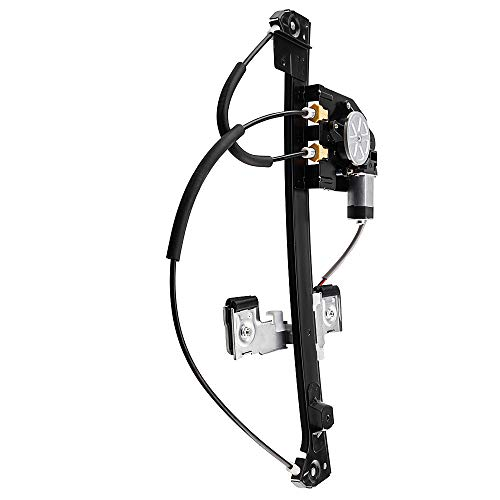 - SUNROAD Power Window Lift Regulator & Motor Rear Left Driver Side for 2002-2009 Chevrolet Trailblazer | GMC Envoy | 2004-2007 Buick Rainier | 2004-2008 Isuzu Ascender | 2002-2004 Oldsmobile Bravada