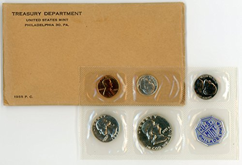 1955 United States Opened Set- Proof ()