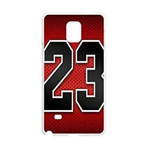 Flying man Jordan and James polo shirt Cell Phone Case for Samsung Galaxy Note4 Kimberly Kurzendoerfer