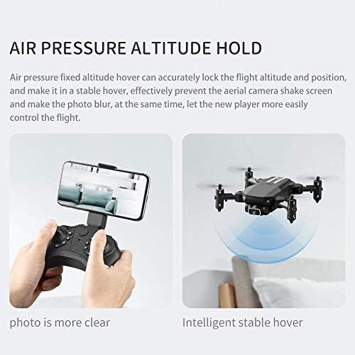 GoolRC Mini Drone Caméra 4K 13 Minutes Temps de Vol Flip 360 ° Geste Gyroscopique 6 Axes pour Enfants Adultes