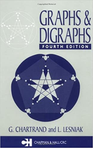 Graphs & Digraphs, Fourth Edition (Textbooks in Mathematics)