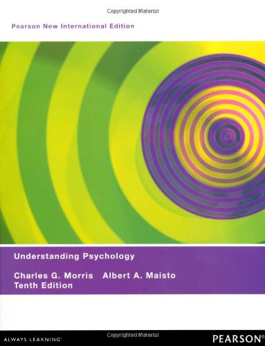 Download Understanding Psychology: Pearson New International Edition PDF