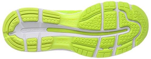 Asics Gel Nimbus Signore 20 Stockholm Maratona Scarpe Gialle Corsa
