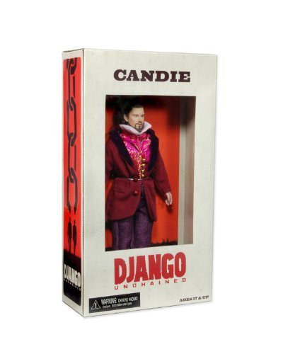 NECA Django Unchained Candie 8 Action Figure, Series 1 by NECA