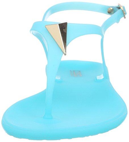 Casa di Stella Psrayen - Sandalias de dedo Mujer Turquesa