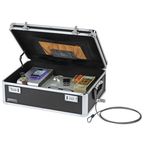 Vaultz IDEVZ00323 Locking Storage Chest, 19-1/2
