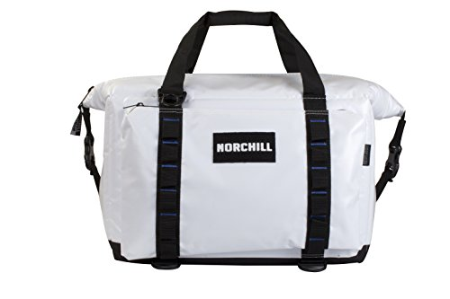 NorChill Soft Coolers Boatbag Extreme White, 24 Can
