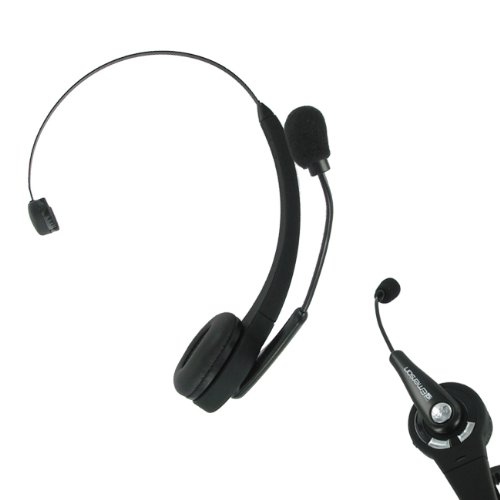 Emerson Over The Head Bluetooth Headset