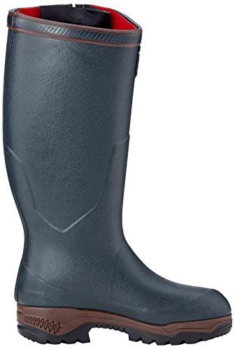 Aigle da Uomo parc2 ISO Aperto Caccia Scarpe Verde (Bronzo)