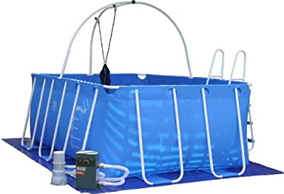 iPool D Set (iPool I with Deluxe Filter Pump and Heater Combination)