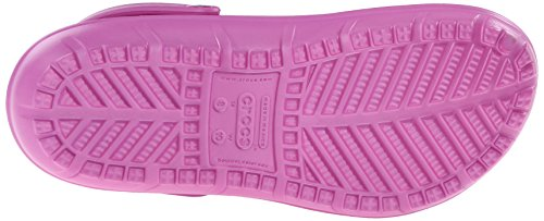 Crocs Unisex Adults' Hilo Clogs Pink (Wild Orchid) yPdZ9bldhh