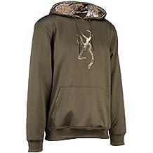 Browning Mens Marsh Sweatshirt, Realtree Xtra, Pack of 1
