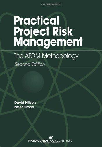 Practical Risk Management: The ATOM Methodology, Second Edition Pdf