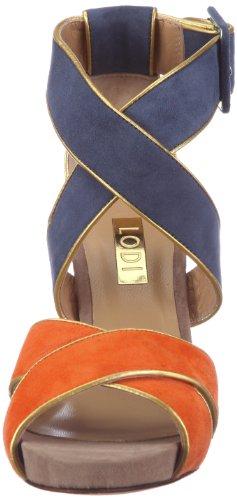 Sandales femme Orange LODI sw13 15915 tr A19 8qwwPg