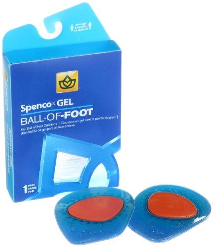 Spenco Gel Ball of Foot Cushions