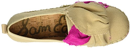 Magenta 650 Natural Femme Espadrilles Edelman Cabrera Pink Beige Sam Ag0Zan