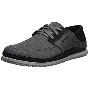 Crocs Men's Santa Cruz Playa Lace Sneaker 25
