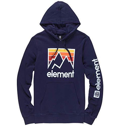 Element hoodie blue