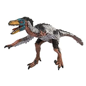 61896 bullyland dinosaure velociraptor