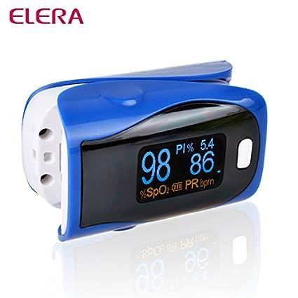 Buy Generic ELERA SH-K3 OLED CE Finger Pulse Oximeter Fingertip