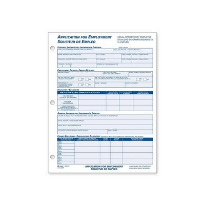 Amazon.Com : Abf9661Es - Adams Business Forms Adams Bilingual