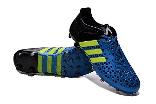 Herren ACE 15,1FG blau Low Fußball Schuhe Fußball Stiefel