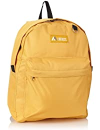 Classic Backpack, Yellow, One Size