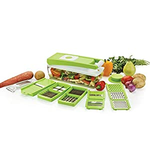 Ganesh Multipurpose Vegetable and Fruit Chopper Cutter Grater Slicer