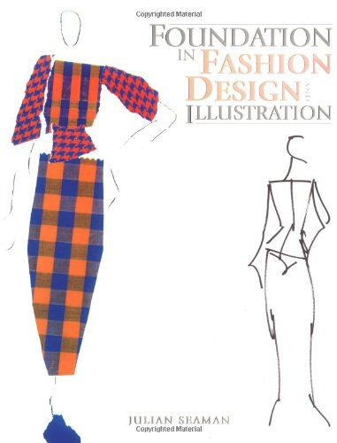 Download Foundation in Fashion Design and Illustration pdf