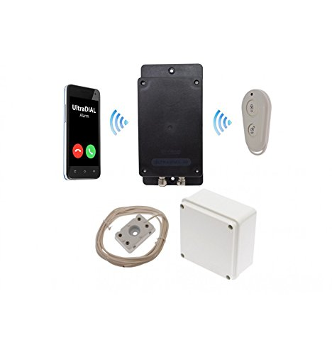 3G GSM Remote Ultradial Water & Flood Alarm 1 (Sim Card)