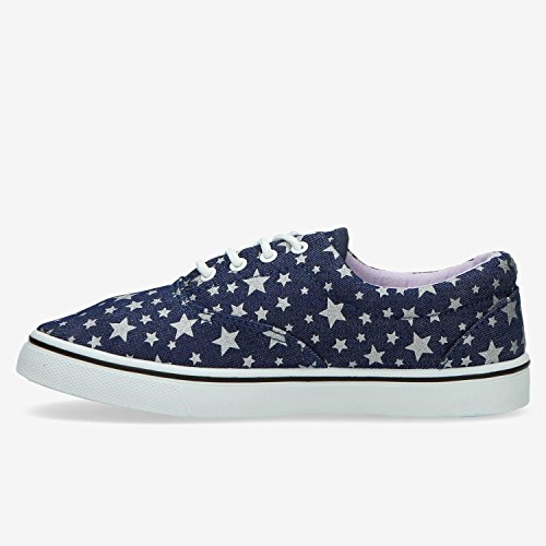 Zapatillas Lona Denim Up Vansy (Talla: 40)