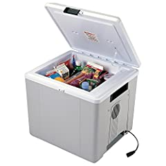 The mid-sized Koolatron Voyager cooler uses state-of-the art thermoelectric cooling technology.It features a durable brushless motor for internal air circulation and even temperature distribution.This cooler can be used horizontally like a ...