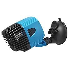 KEDSUM 1850GPH Submersible Wave Maker Water Pump for Aquarium, Fish Tank Powerhead - Strong Circulation, Stable Suction Cup, 12W