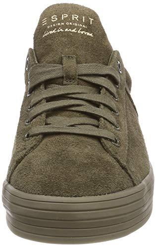 Esprit Up verde Sneakers Lace kaki basse Sita verdi 350 donna da rPqF1rw