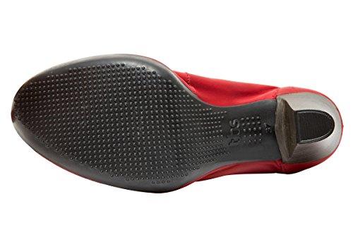 Frimma 2736 Shoes Pompéi Tbs Women Rouge Court f7004 A5WR1