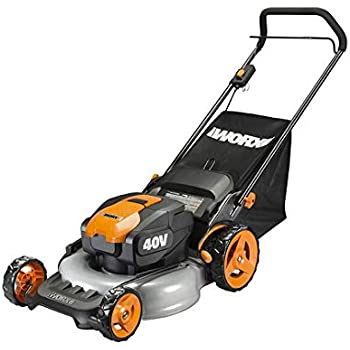 Amazon.com : BLACK+DECKER CM2043C Cordless Mower, 20 ...