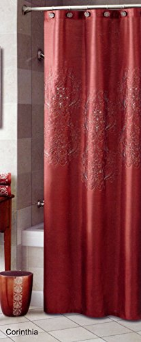 Chapel Hill Corinthia Shower Curtain - Corinthia Bath