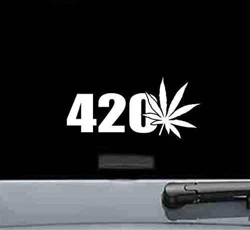 420-marijuana-leaf-pot-weed-vinyl-decal-sticker-7-x-3-in-keen-134