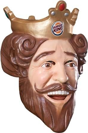 Burger King Vinyl Mask