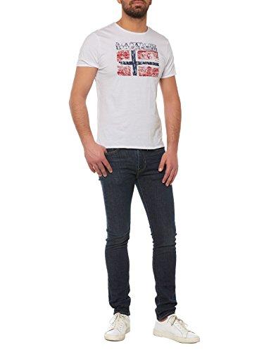 Skinny 519 Pantalone Jeans Scuro Super Levi's F487qx