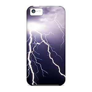 High Quality Shock Absorbing Case For Iphone 5c-lightning