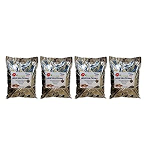 Greenfield Garden Hemp Mulch Pro- Premium Organic Indoor Plant Mulch: Protects Against Drying, Optimal Water Retention…