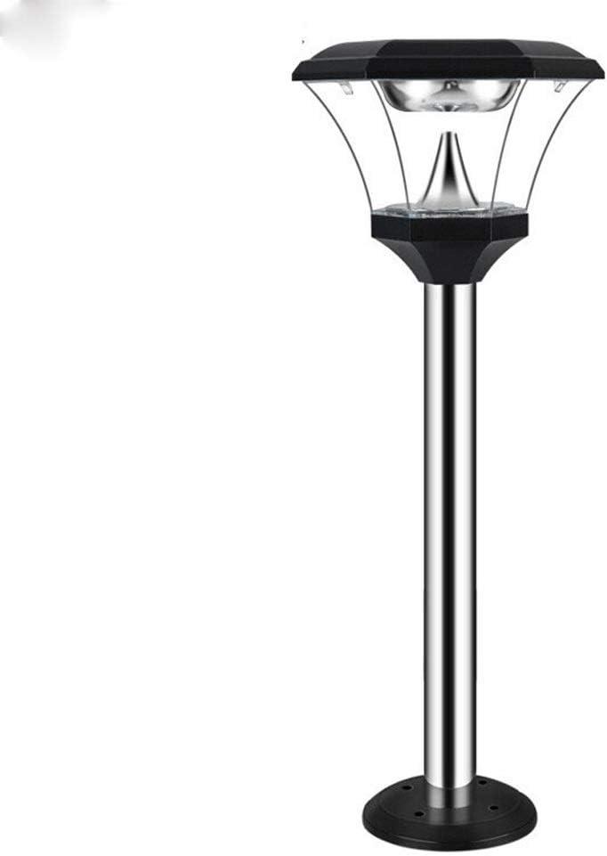 Lámparas Farola Lámpara de jardín de luz de exterior Lámpara de pie de jardín Led de jardín impermeable al aire libre Villa Luz de puerta Lámpara de pie lluminacion Exterior ( Color : B )