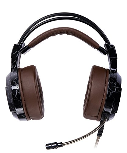 410ORyHdvyL - XIBERIA-E1-USB-Wired-Surround-Sound-Over-ear-Pro-Gaming-Headset-with-Microphone